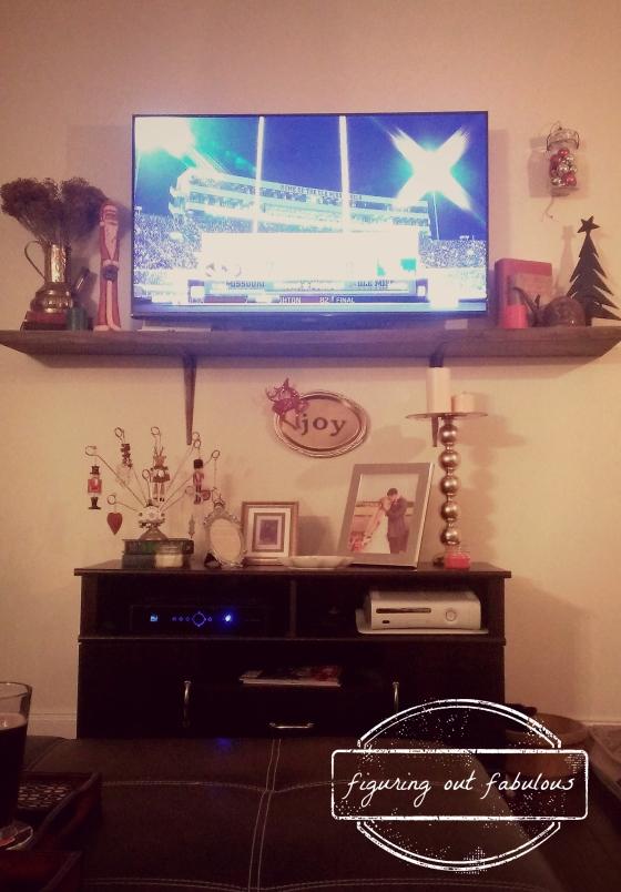 xmas tv view