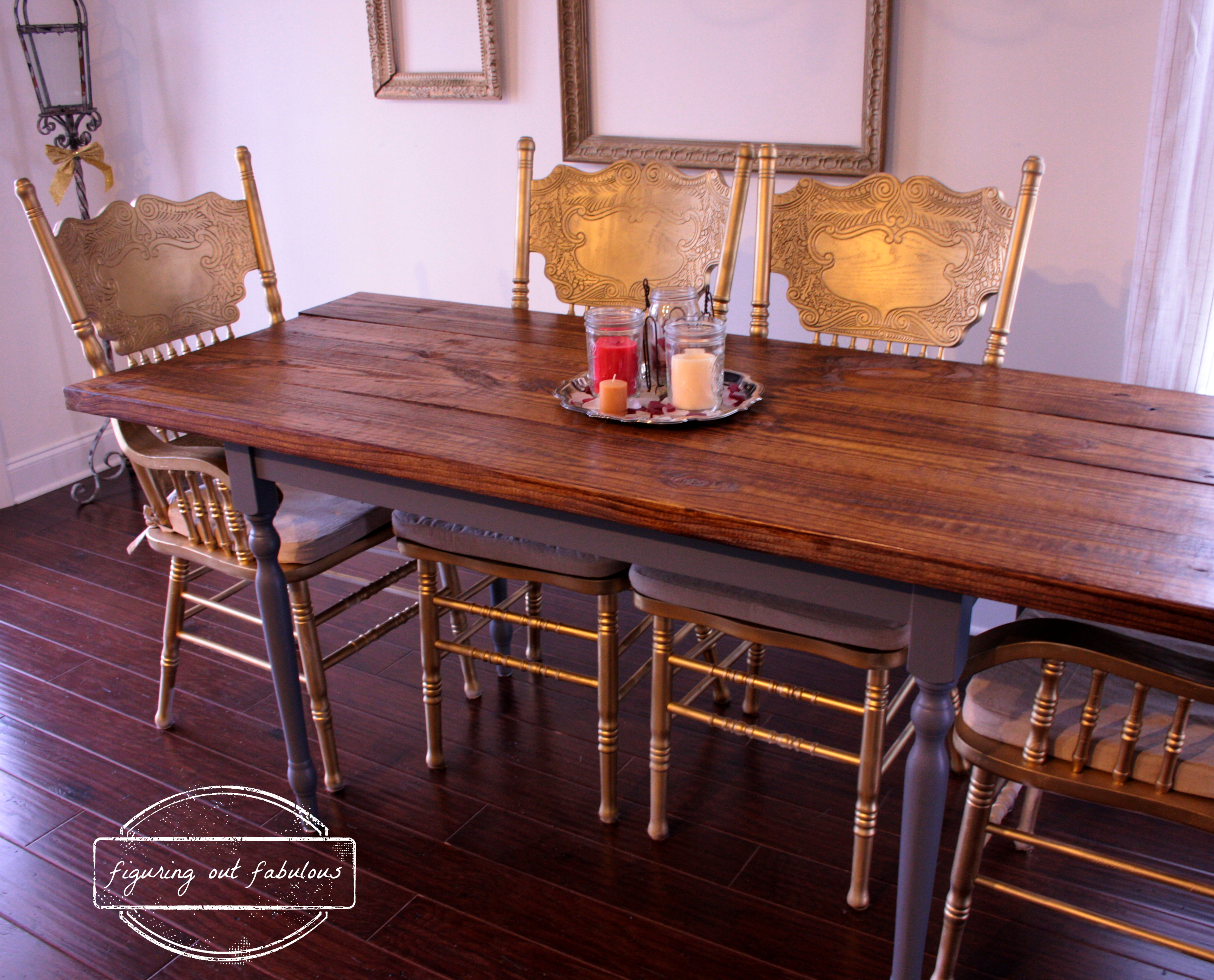 Dining room table for 2