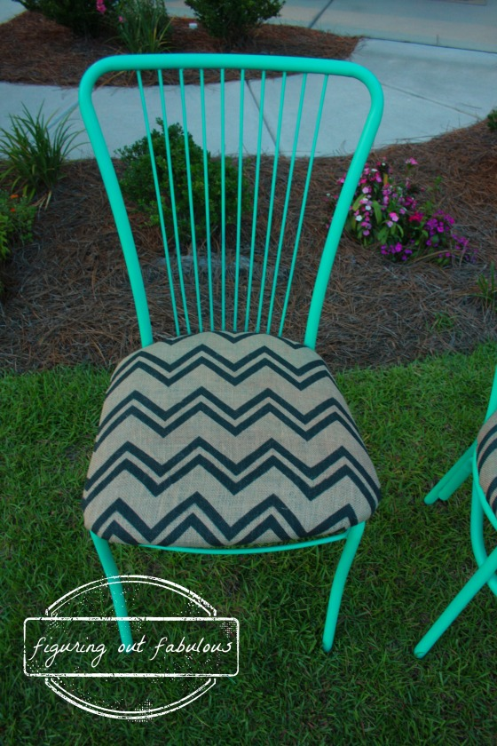 sea glass chair 2