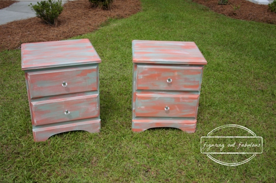 pink and blue nightstands 2