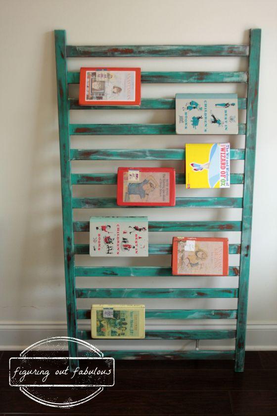 book rack closer