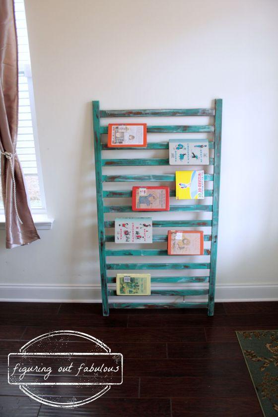 book rack far
