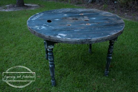 spool table 3